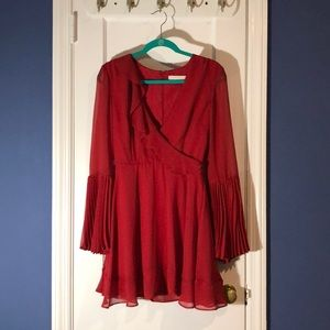 NWT KEEPSAKE red dress! Perfect for VALENTINES day